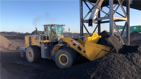 XCMG LW1200KN Stands Out among the International Brands in Mongolia