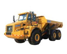 XCMG Official Manufacturer Articulated Dump Truck XDA40