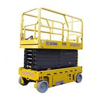 XCMG Official Manufacturer 12 m Scissor Lift GTJZ1212
