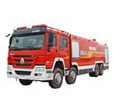 XCMG Official Water Tank Fire Truck SG210A2