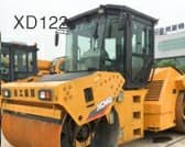 XCMG Official Used Road Roller XD122 for sale