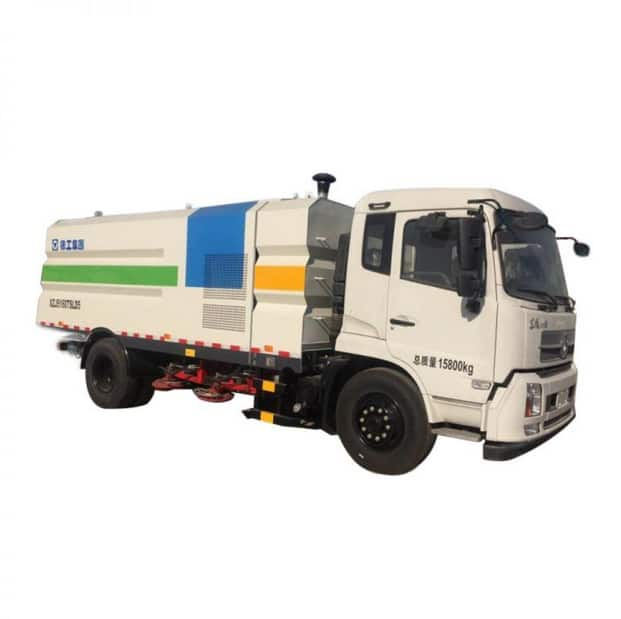 XCMG Official Manufacturer 8 tons Road Sweeper XZJ5160TSLD5 for sale