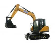 XCMG official manufacturer XE80D Crawler Excavator
