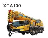 XCMG Official XCA100 All Terrain Crane for sale