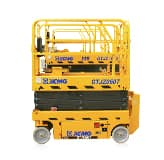 XCMG Official Manufacturer 6 m Scissor Lift GTJZ0607