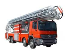 XCMG Official 54m Elevating Aerial Work Platform Fire Truck DG54C