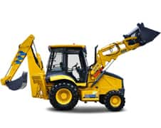 XCMG Official XC870K Backhoe Loader
