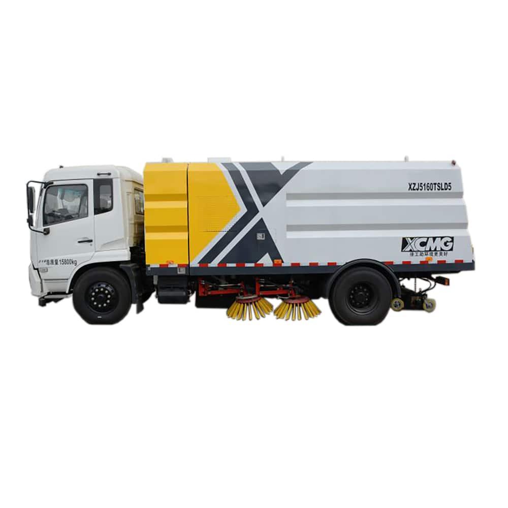 XCMG Official Manufacturer 8 tons Road Sweeper XZJ5160TSLD5(National III )