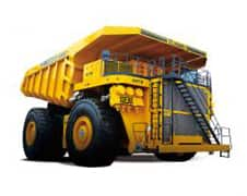 XCMG Official Manufacturer Electric Driver Dump Truck XDE360