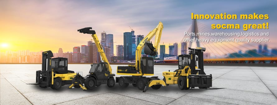 Ports,mines,warehousing,logistics and other heavy equipment quality supplier
