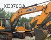 XCMG Official Used Excavator XE370CA for sale