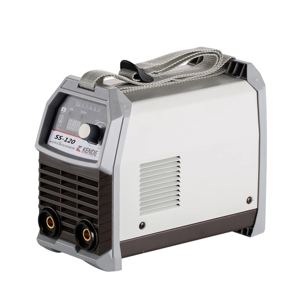 KENDE SS-120 IGBT Inverter MMA stick welding machine TIG and DC Argon Welder