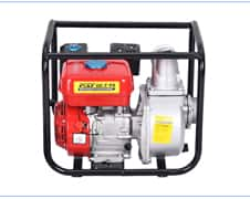 6.5HP gasoline engine, aluminium pump,