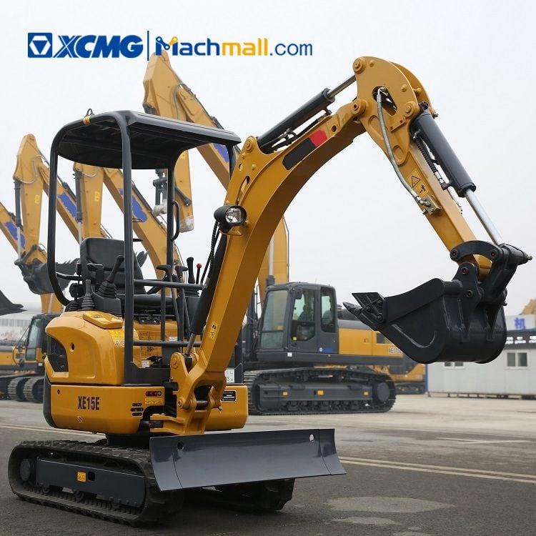 1.5 Ton Mini Crawler Excavator XE15E