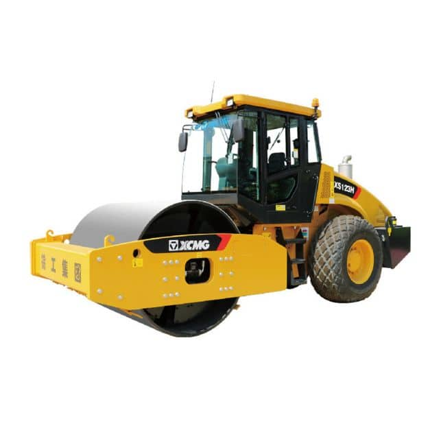 XCMG Official XS123H Road Roller for sale