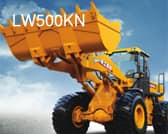 XCMG Official Used Wheel Loader LW500KN for sale
