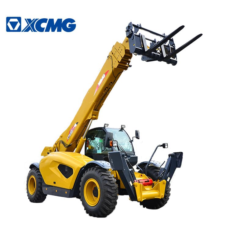 XCMG Hot 3ton 14m telehandler telescopic XC6-3514K for sale