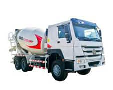 XCMG official manufacturer G12K Concrete Truck Mixer
