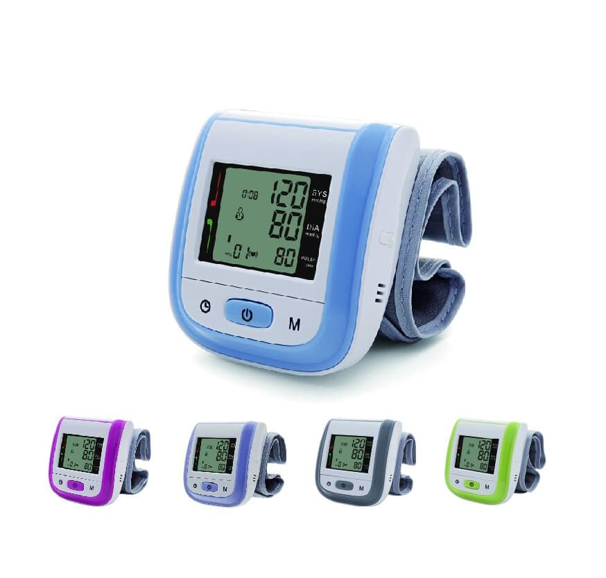 Yonker Wrist blood pressure monitor for sale