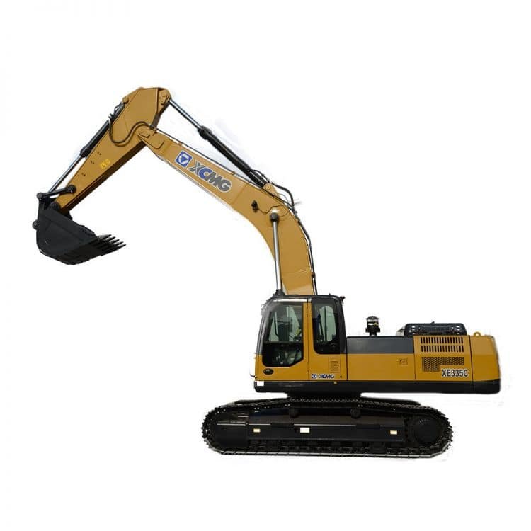 XCMG Official XE335C Crawler Excavator for sale