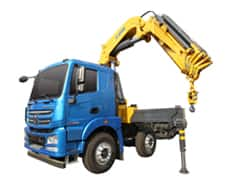 XCMG Official SQZ860-7 Truck-mounted Crane