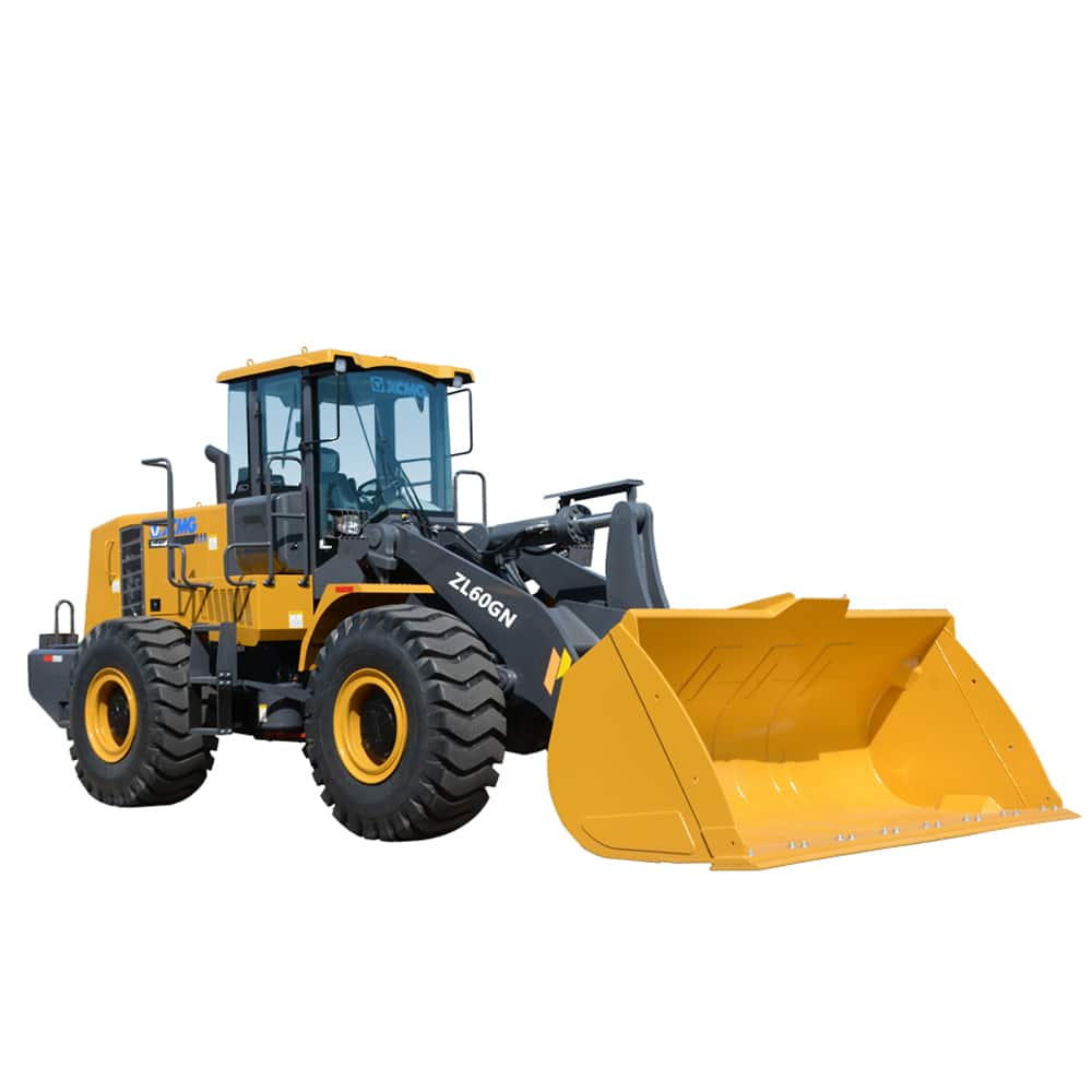 XCMG official manufacturer ZL60GN Wheel Loader