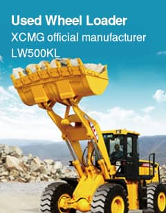 XCMG Official Used Wheel Loader LW500KL for sale