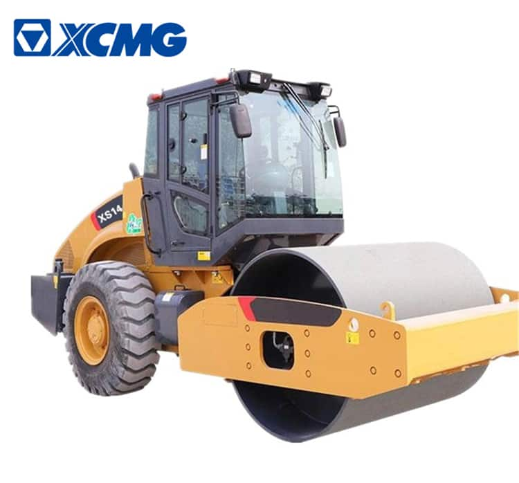 XCMG Hot 14 ton Road Roller XS143J price