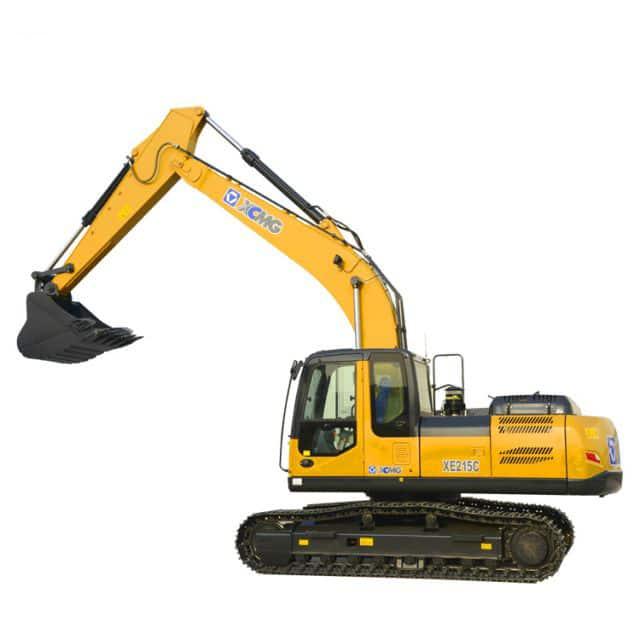 XCMG Official 21ton Crawler Excavator XE215C
