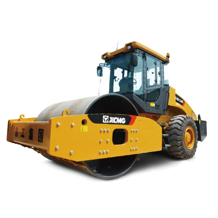 XCMG 20ton Single Drum Road Roller XS203J for sale