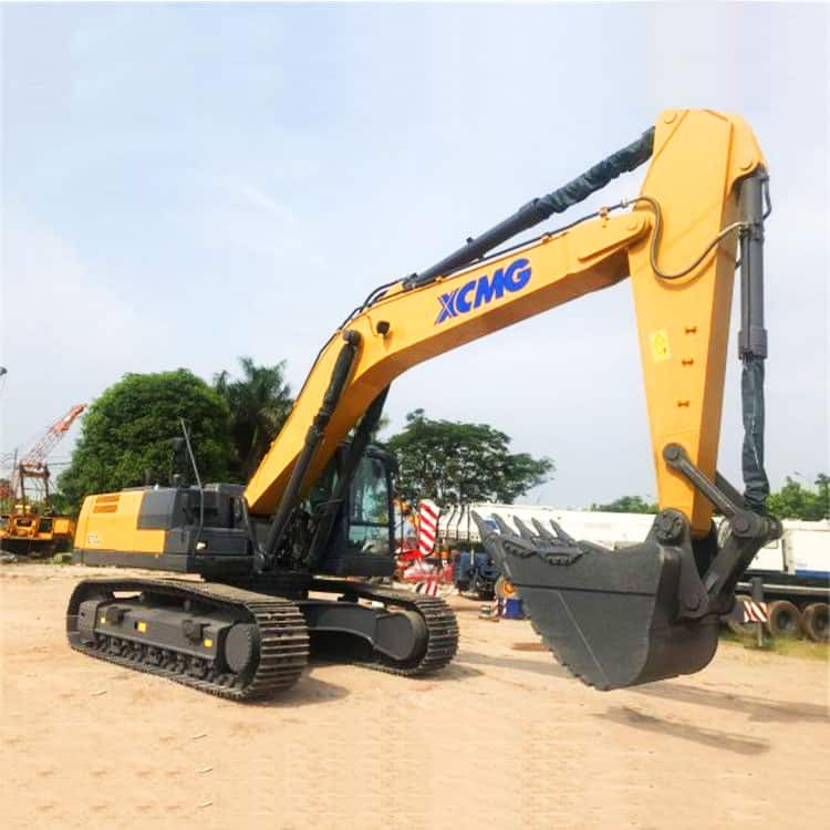 XCMG Official 37 ton Large Crawler Excavator XE370CA for sale