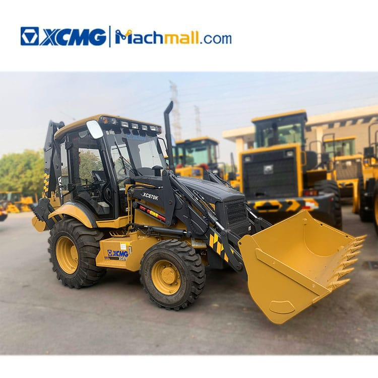 2.5 Ton Backhoe Loader XC870K