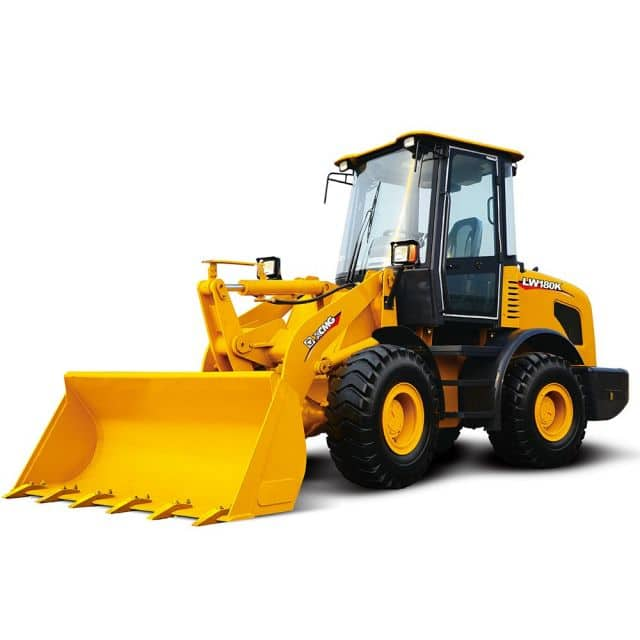 XCMG Official LW180K Wheel Loader for sale