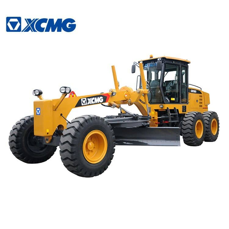 XCMG official 180HP motor grader GR180 for road construction