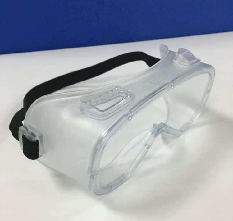 Unisex Eye Protector Safety Goggles for sale