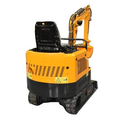 XN08 mini excavator