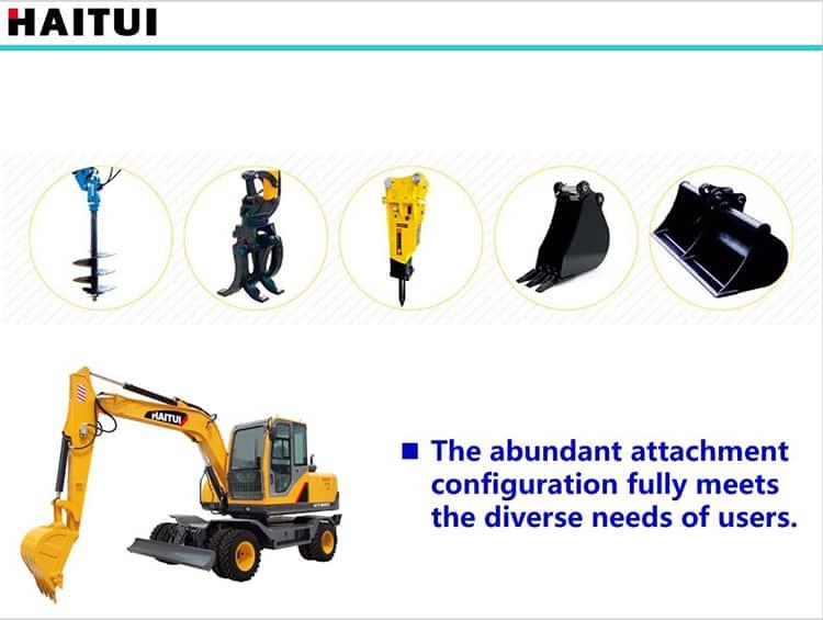 HAITUI HD22 hydraulic bulldozer 220HP with high efficient price