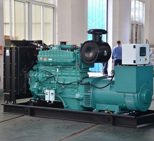 Jianghao Cummins Diesel Generator 300KW NTA855-G4