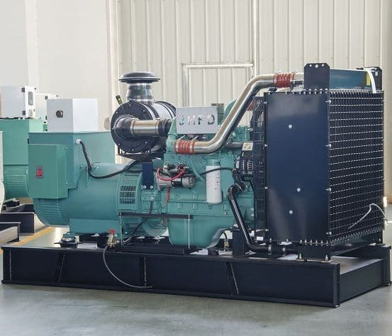 Jianghao Cummins Diesel Generator 250KW  6LTAA9.5-G1