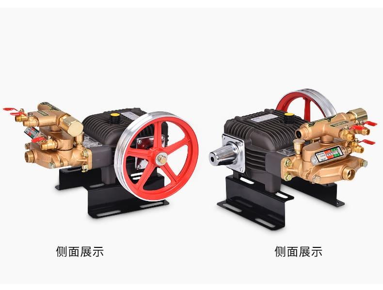 FST-22HA  HTP pump, cast iron pump, durable quatlity, 15-22L/min sprayer