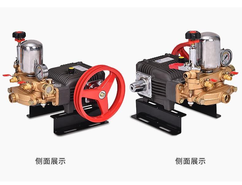 FST-30H  HTP pump, cast iron pump, durable quatlity, 30-45L/min sprayer