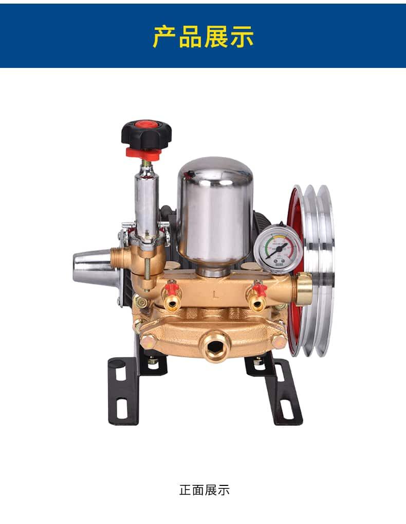 FST-22H  HTP pump  cast iron pump  durable quatlity  15-22L/min power sprayer