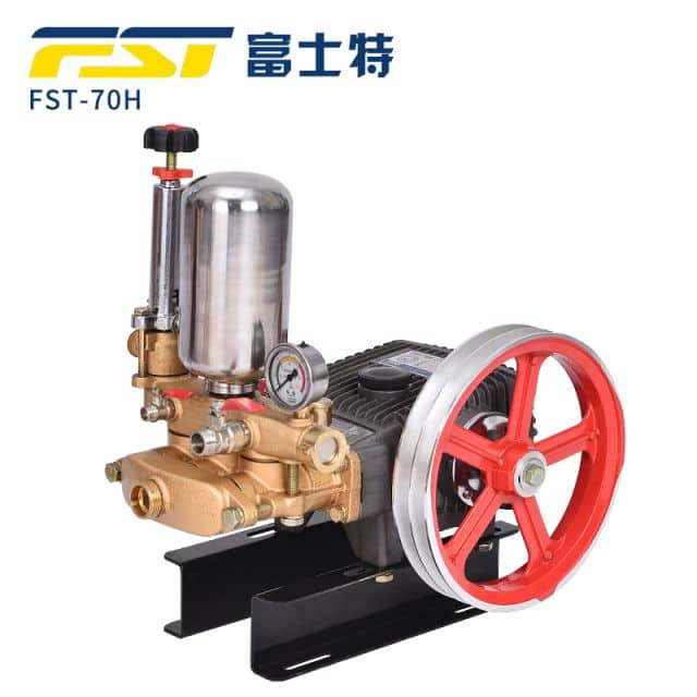 FST-70H  HTP pump  cast iron pump durable quatlity  40-75L/min power sprayer
