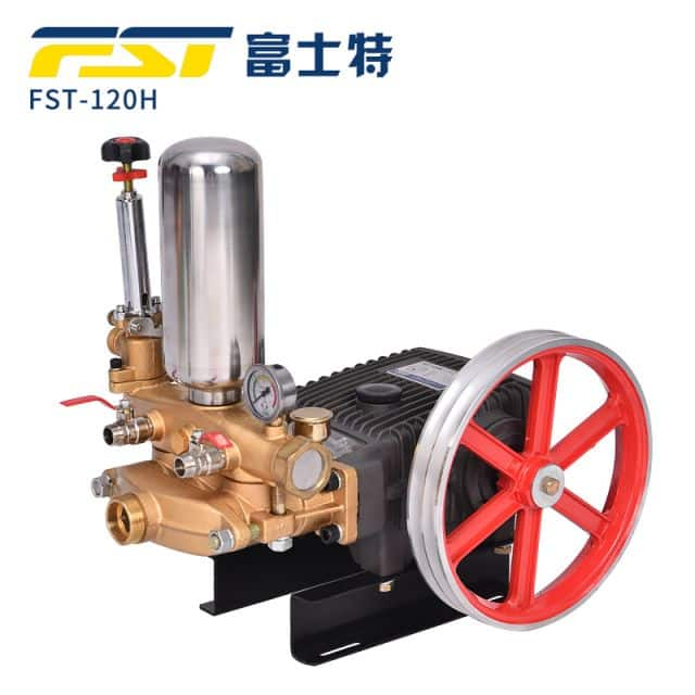 FST-120H  HTP pump cast iron pump  durable quatlity 80-120L/min power sprayer