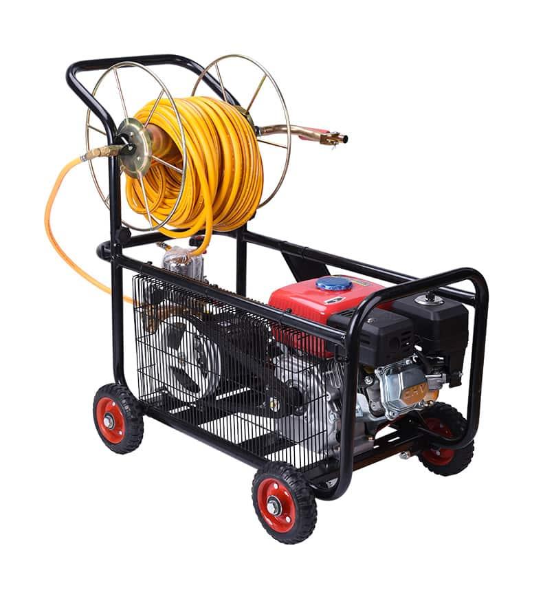 FST-22HT  garden machine, 6.5HP gasonline engine, 22H cast iron  power sprayer