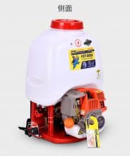 FST-800A knapsack power sprayers, four strokes engine, brass pump,25L tank