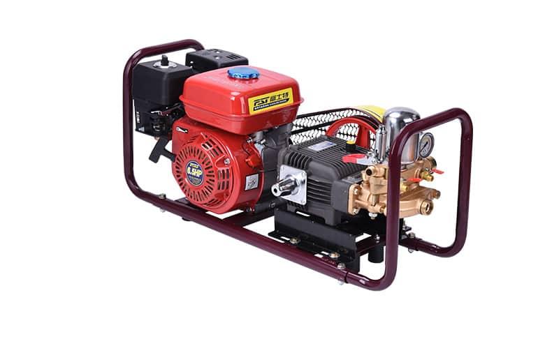 FST-30D garden machine, 6.5HP gasonline engine, 30H cast iron pump power sprayer