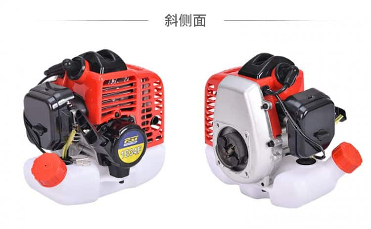 FST-1E34  gasonline engine  0.7 HP durable quatlity  two stroke engine