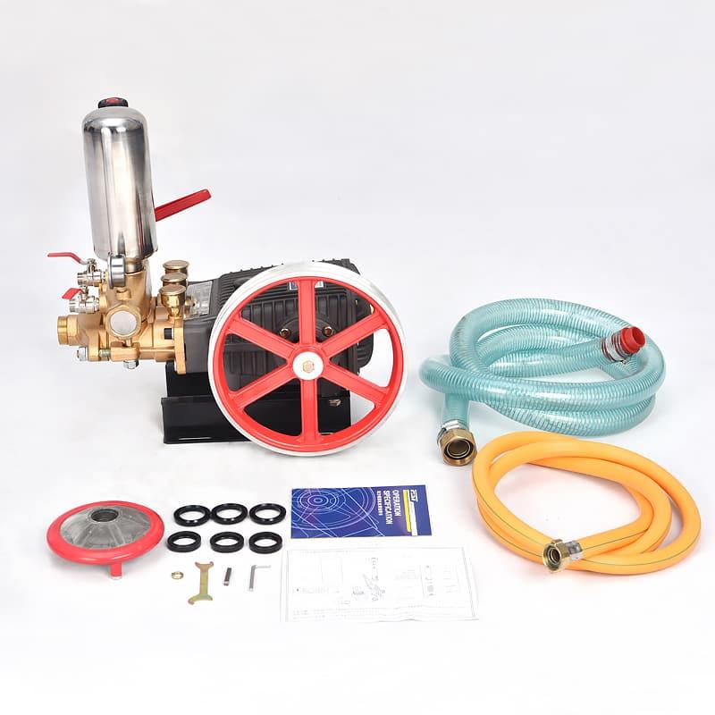 FST-120H  HTP pump, cast iron pump, durable quatlity, 80-120L/min power sprayer