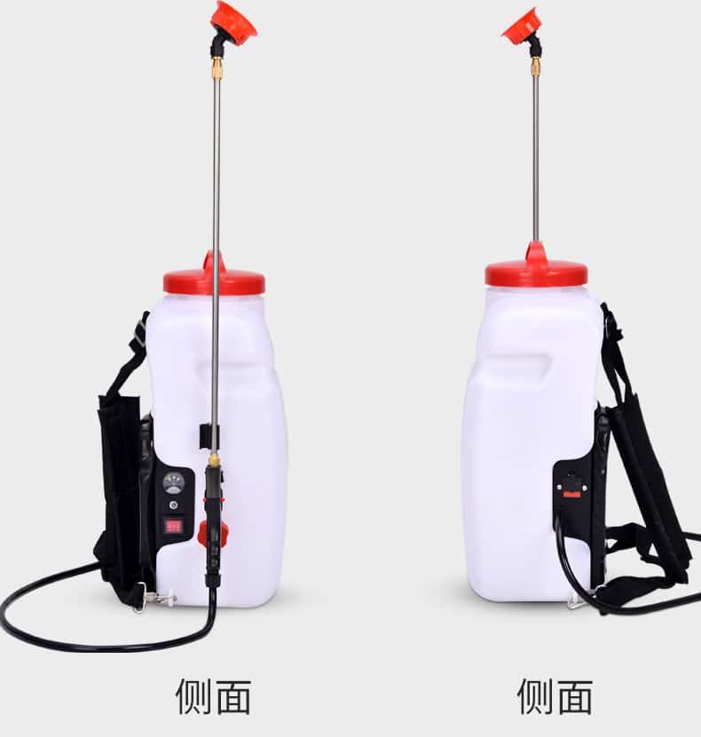 FST-16DA  knapsack electric  sprayers, 8A battery , 3.0L/min  pump, 16L tank